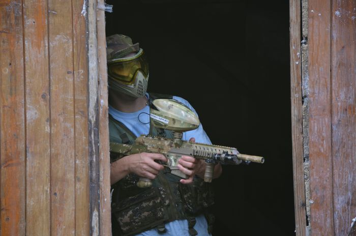Paintball tarief
