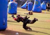 Millenium paintball